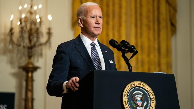 """Foto Joe Biden, primul președinte american care recunoaște genocidul armean din 1915. Reacția Turciei: """"Oportunism politic"""" 7 05.08.2021"""