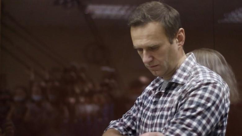Foto Medicii lui Alexei Navalnîi: Ar putea face stop cardiac în orice minut 1 17.10.2021