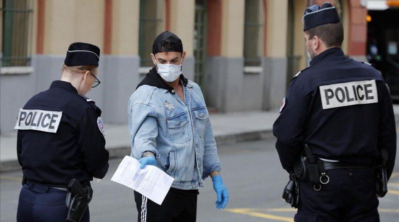Во Франции начали ослаблять карантин 1 11.05.2021