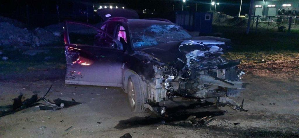 В Бэлць произошло ДТП, в результате которого пострадали четверо полицейских 2 11.05.2021