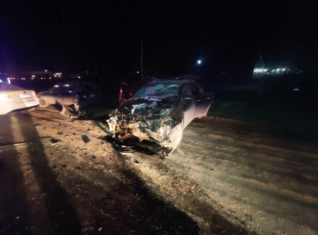 В Бэлць произошло ДТП, в результате которого пострадали четверо полицейских 3 11.05.2021