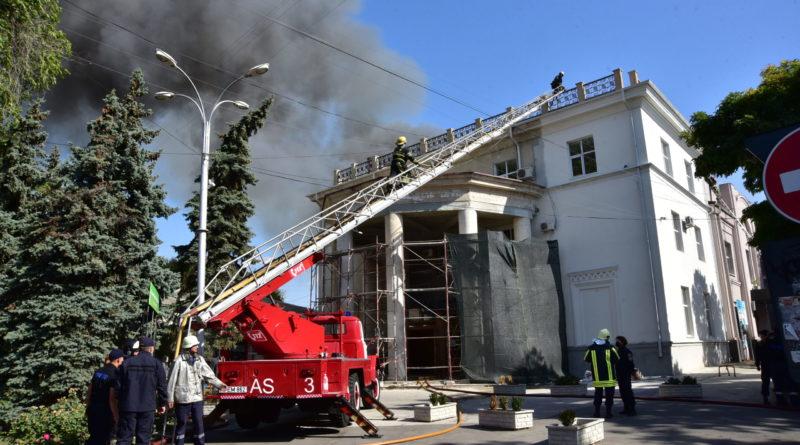 Трое сотрудников Национальной филармонии могут оказаться на скамье подсудимых за «нарушение правил пожарной безопасности» 5 14.04.2021