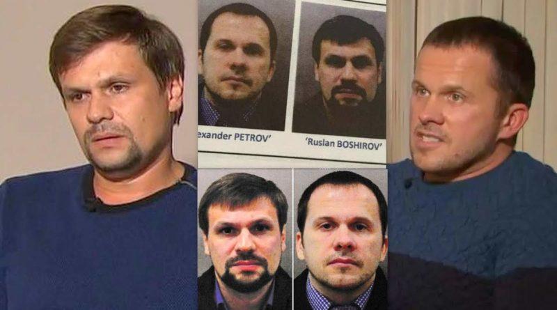 Спецслужбы Чехии заявили, что Петров и Боширов были на месте взрыва в Врбетице 1 11.05.2021