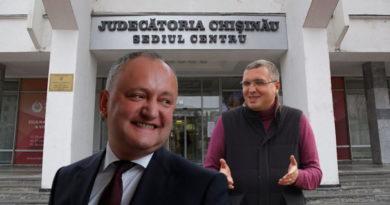 Кишиневский суд признал заявления лидера «Нашей партии» Ренато Усатого о Додоне клеветническими и ложными 3 11.05.2021