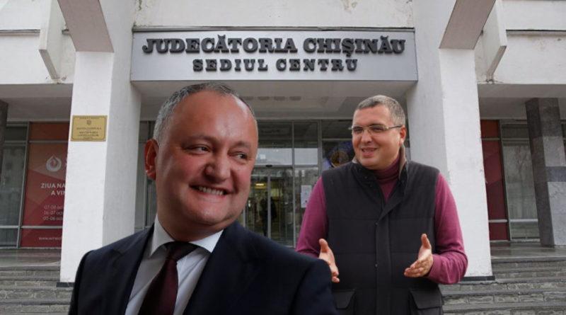 Foto Кишиневский суд признал заявления лидера «Нашей партии» Ренато Усатого о Додоне клеветническими и ложными 1 01.08.2021