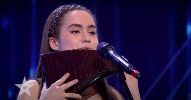 /VIDEO/ O tânără din Bălți a luat patru de DA la Românii au Talent