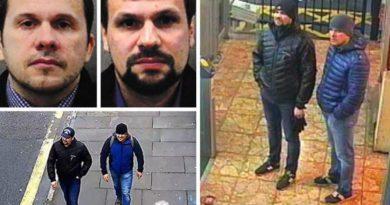 У российских подозреваемых в отравлении Скрипалей оказались молдавские паспорта 2 14.05.2021