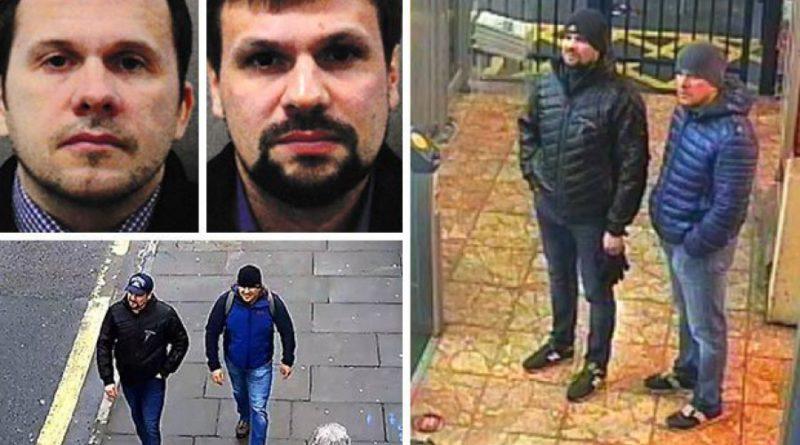 Foto У российских подозреваемых в отравлении Скрипалей оказались молдавские паспорта 1 17.10.2021