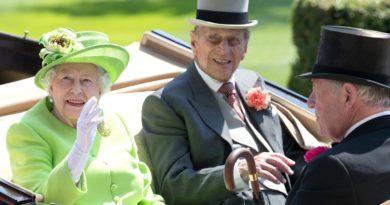 Foto На 100-м году жизни скончался супруг Елизаветы II герцог Эдинбургский Филипп 2 05.08.2021