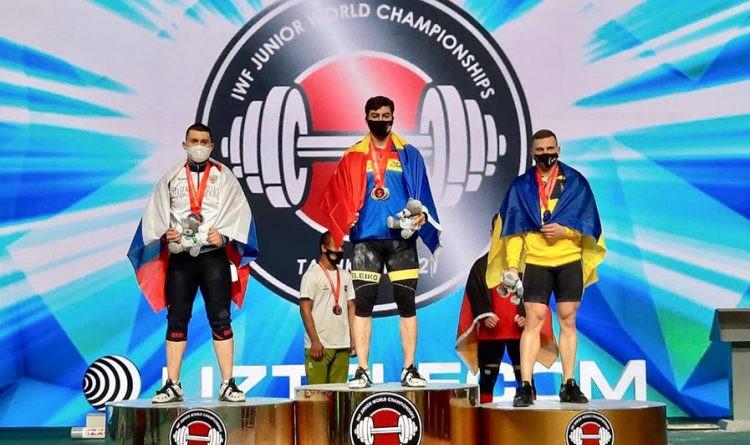 Foto Спортсмен из Молдовы завоевал золотую медаль по тяжелой атлетике 1 18.09.2021