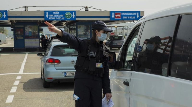 Încălcările depistate săptămâna trecută la frontiera de stat. 73 mijloace de transport au primit refuz de a intra în țară