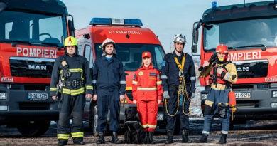 Peste 500 de salvatori și pompieri vor fi la datorie de Paștele Blajinilor