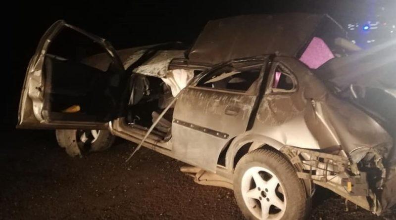 Accident în raionul Soroca. Un tânăr de 22 ani a murit, după ce s-a inversat cu automobilul pe care îl conducea