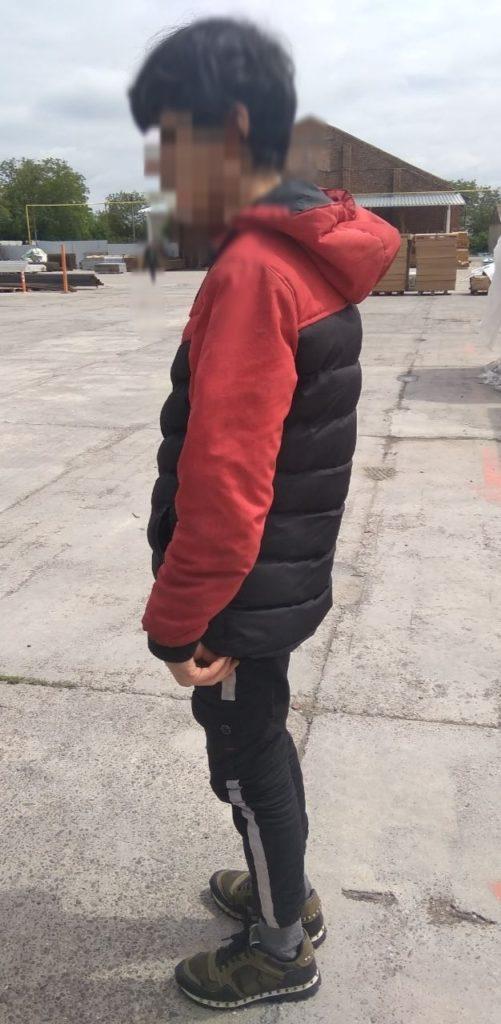 Foto Un bărbat din raionul Drochia a fost reținut pentru trafic de persoane. Se întorcea din Turcia cu un camion, iar în remorcă avea doi minori fără acte de identitate 1 18.09.2021