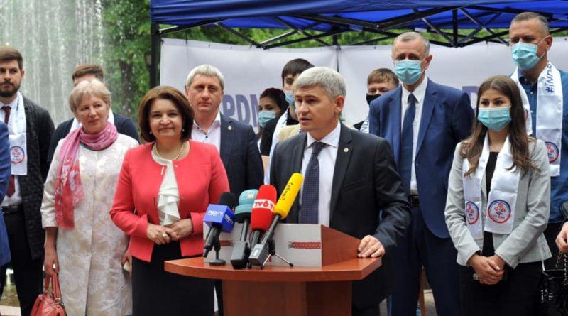 Foto ЦИК зарегистрировала Демократическую партию Молдовы в качестве электорального конкурента 1 21.06.2021