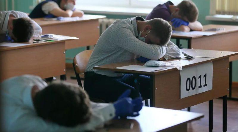Выпускники лицеев и гимназий будут сдавать экзамены в этом году 25 12.05.2021
