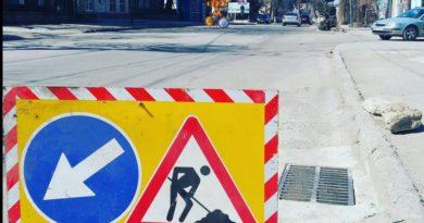 Foto Ситуацию по ул. Киевской объявили чрезвычайной, движение под запретом на неопределенный срок 4 23.06.2021