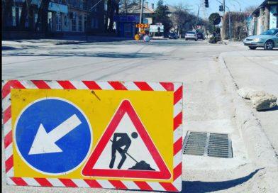 Ситуацию по ул. Киевской объявили  чрезвычайной, движение под запретом на неопределенный срок