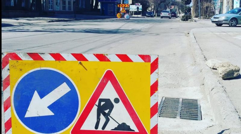 Ситуацию по ул. Киевской объявили чрезвычайной, движение под запретом на неопределенный срок 16 12.05.2021