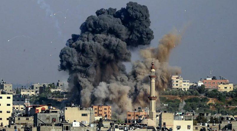 """Foto """"Реакция на реакцию"""". Как драка в Иерусалиме переросла в ракетный обстрел 1 21.06.2021"""