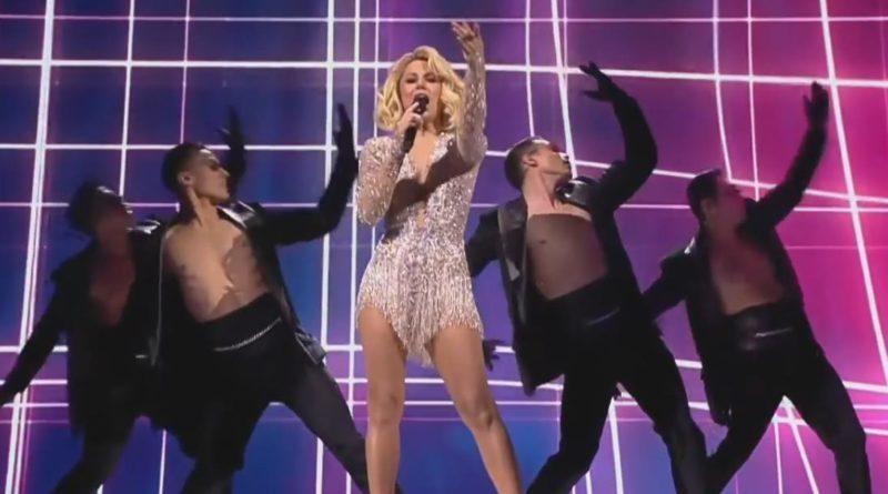 Republica Moldova a ocupat locul 13 la concursul Eurovision 2021