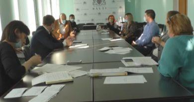Foto В Бэлць состоялось первое заседание избирательного совета муниципального избирательного округа 2 18.09.2021