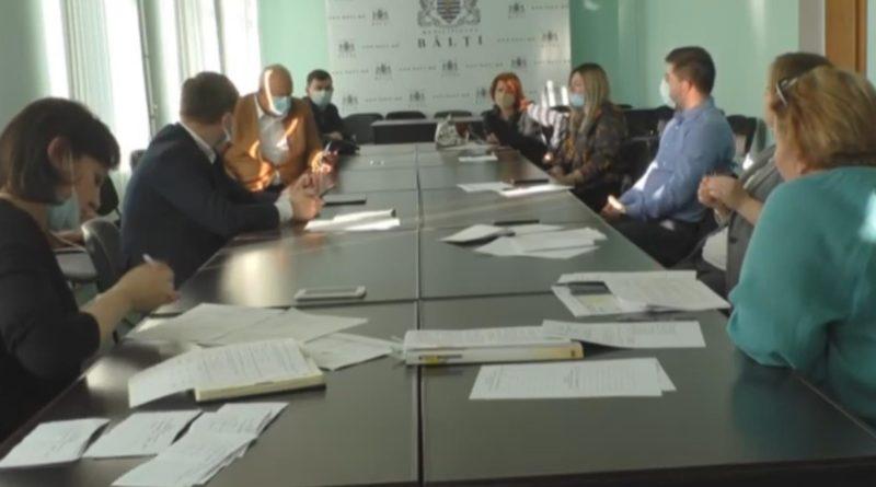 Foto В Бэлць состоялось первое заседание избирательного совета муниципального избирательного округа 1 18.09.2021