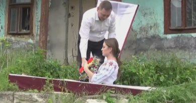 Foto Партия PACE Георгия Кавкалюка вступила в предвыборную кампанию из гроба 2 24.07.2021