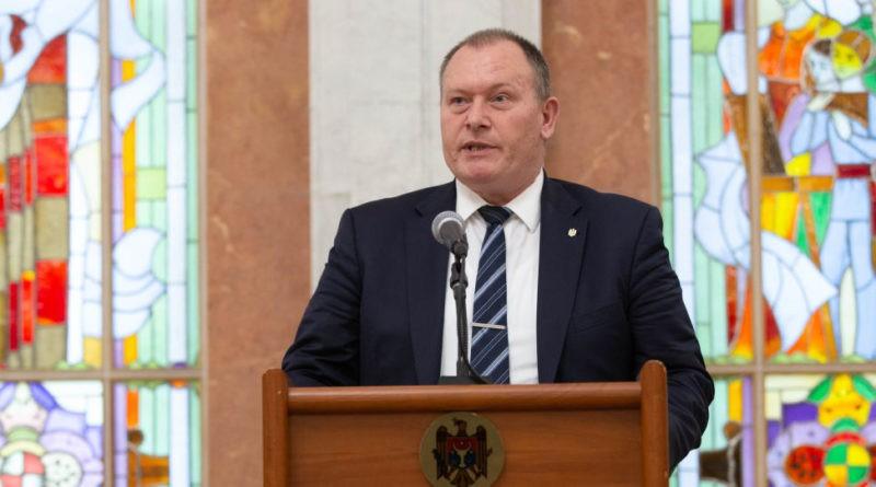 """Foto Премьер-министра Аурелиу Чокой: """"В госбюджете нет достаточной суммы для проведения досрочных парламентских выборов"""" 1 22.09.2021"""