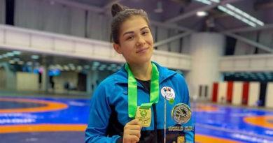 Foto Молдавская спортсменка Анастасия Никита во второй раз завоевала титул чемпиона Европы по борьбе 2 16.06.2021