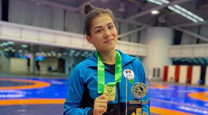 Foto Молдавская спортсменка Анастасия Никита во второй раз завоевала титул чемпиона Европы по борьбе 1 22.09.2021