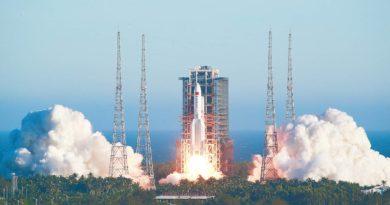Foto Китайская ракета упадет на Землю в День победы, а специалисты до сих пор не могут предсказать её место падения 3 16.06.2021