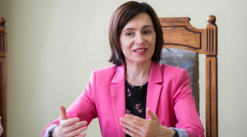 Foto У президента Молдовы Майи Санду сегодня день рождения 1 21.06.2021