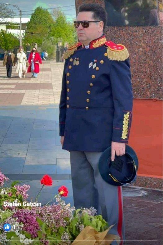 Foto Депутата-социалиста Штефана Гацкана заметили в военной форме, хотя он не служил ни дня 2 23.06.2021