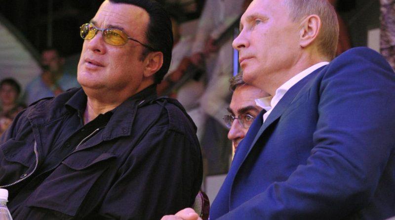 """Foto Голливудский актер Стивен Сигал официально вступит в партию """"Справедливая Россия"""" 1 23.06.2021"""