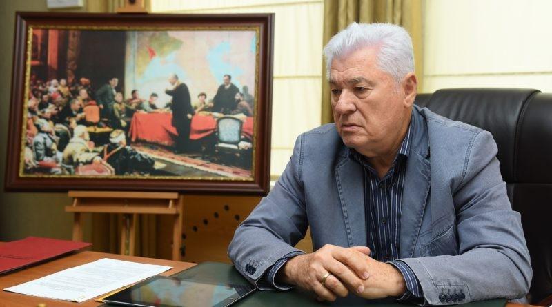 Владимир Воронин возглавит список предвыборного блока ПКРМ и ПСРМ 1 14.05.2021