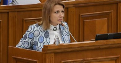 """Alina Spătaru nu se regăsește în lista electorală: """"Misiunea mea de deputat se va finaliza odată cu mandatul"""""""