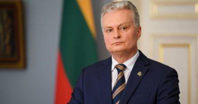 Foto Президент Литвы Гитанас Науседа 14 мая посетит Молдову с официальным визитом 4 16.06.2021