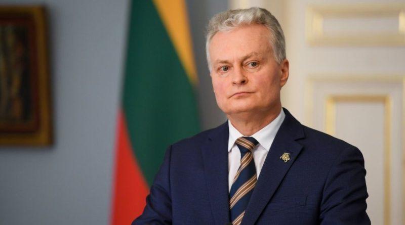 Foto Президент Литвы Гитанас Науседа 14 мая посетит Молдову с официальным визитом 1 21.06.2021