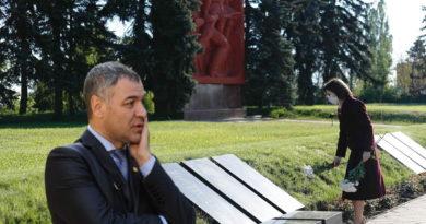 «Позор, Майя Санду»: Октавиан Цыку раскритиковал президента Молдовы за возложение цветов по случаю Дня Победы
