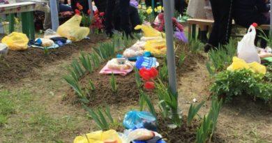 De Paștele Blajinilor, locuitorii raionului Edineț vor avea acces în cimitire
