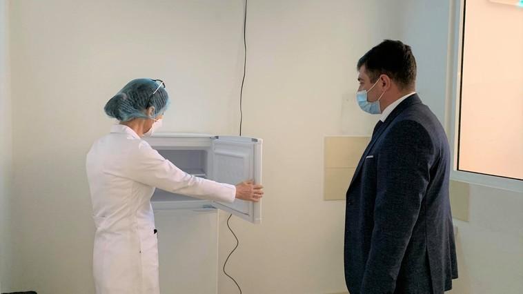 La Bălți a fost inaugurat un centru de vaccinare împotriva virusului COVID-19