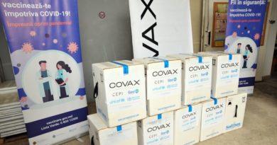 Foto 50,3 тыс. доз вакцин Pfizer-Biontech прибыли в Молдову 3 29.07.2021