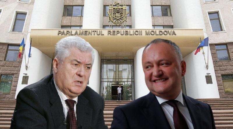 Foto Коммунист Владимир Воронин заявил о готовности создать избирательный блок с ПСРМ Игоря Додона 1 22.09.2021