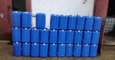 Țigări și alcool în valoare de 250 mii lei au fost ridicate dintr-un service auto din raionul Soroca