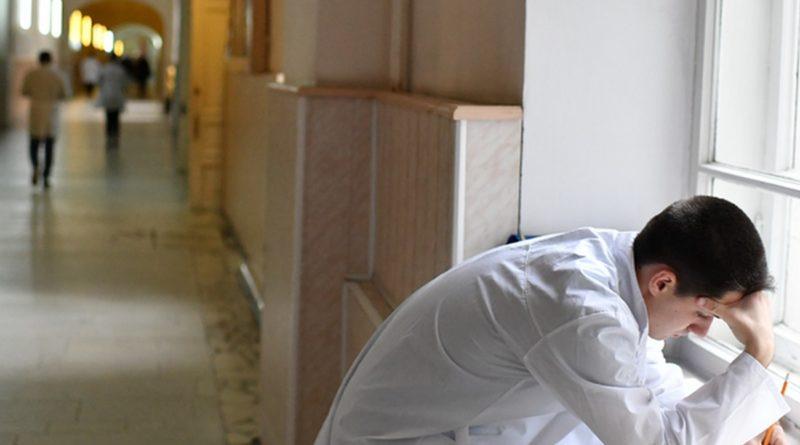 Foto За последние 10 лет отечественную сферу медицины покинули 800 специалистов 1 18.09.2021