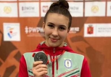 Foto 19-летняя спортсменка из Молдовы стала чемпионкой Европы по борьбе 18 01.08.2021