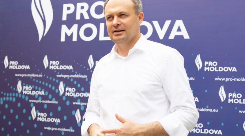 Partidul Pro Moldova nu va participa la alegerile parlamentare anticipate din 11 iulie
