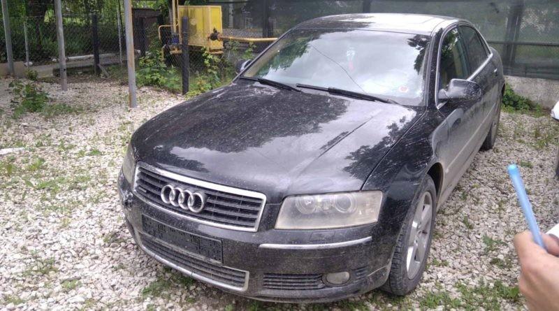 Un bărbat a ajuns la spital, după ce un șofer beat l-a tamponat cu mașina în orașul Soroca