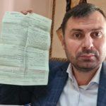 Foto Василия Костюка обвиняют в фальсификации поданных в ЦИК документов 11 21.06.2021